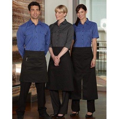 Waist Tie Apron Min 25 - 65/35 Poly Cotton, Longer Waist Length,190gsm Twill Fabric. http://www.promosxchange.com.au/waist-apron/p-9105.html