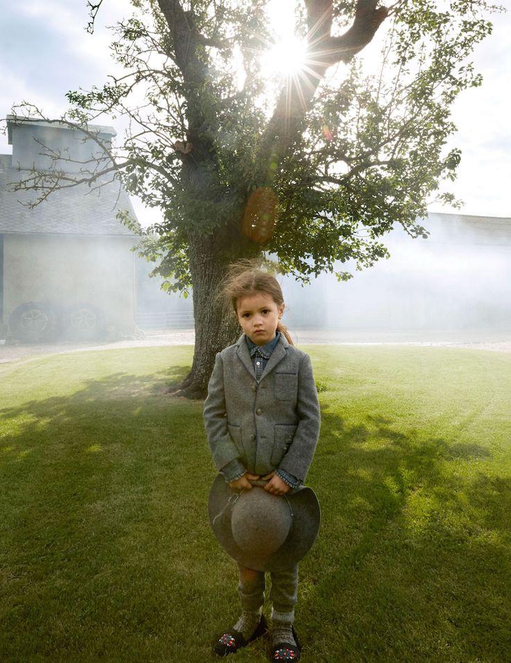 Claire Dhelens, Vogue Enfants, La Cle des champs