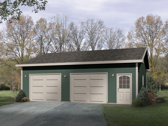 Best Over Size Two Car Garage Plan Garage Door Design Car 400 x 300
