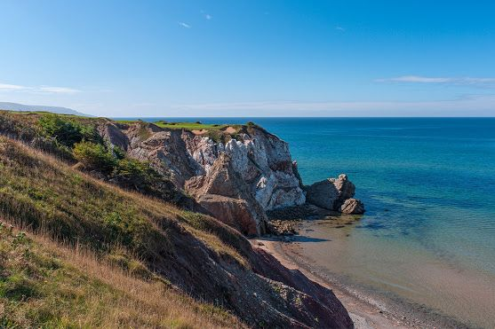 Happy #CanadaDay everyone! The new golf course, Cabot Cliffs, at Cabot LInks…