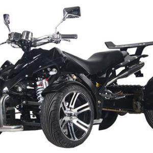 We sell 110cc ATVs, 125cc ATVs, 150cc ATVs, 200cc ATVs, 250cc ATVs, 300cc ATVs