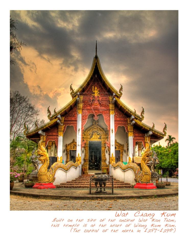 Wat Wiang Kum Kam- Chiang Mai