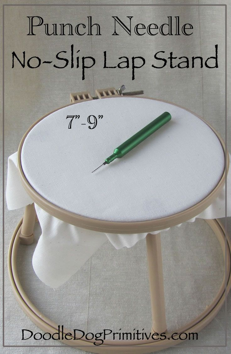 Morgan Products Lap Stand Combo 7 And 9 Hoops