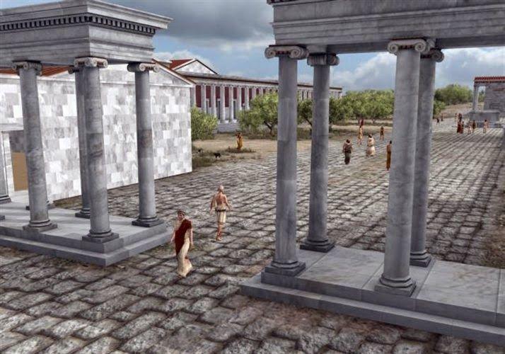 Αυτόχθονες Έλληνες: Ίωνες ,Αιολείς και Δωριείς στην Μικρά Ασία