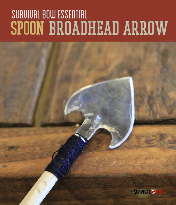 How To Turn A Spoon Into A Survival Weapon » Survival Life | Preppers | Survival Gear | Blog