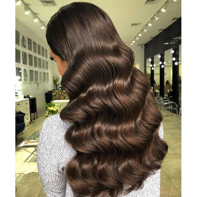 100% Human Hair Dark Brown Color #4 Front Lace Wigs with Baby Hair