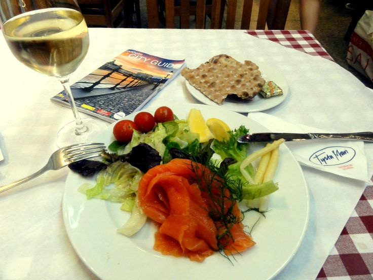 Travel & Lifestyle Diaries: Smoked Salmon lunch in Stockholm