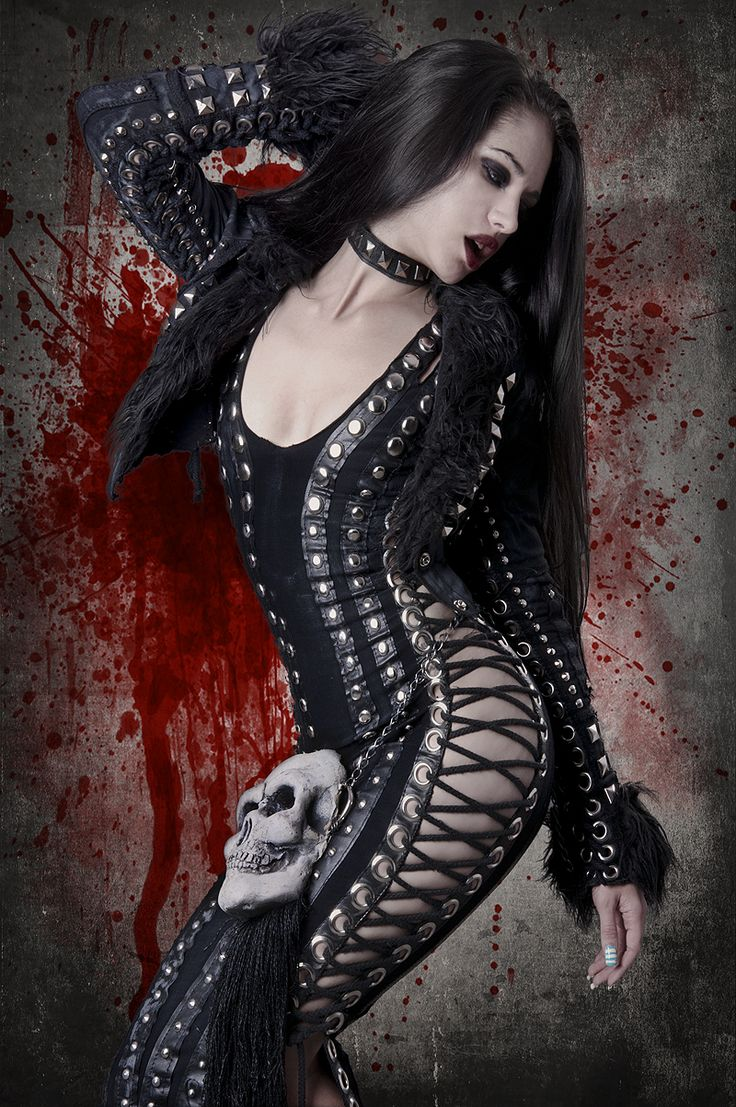 sex y naked gothic hot women