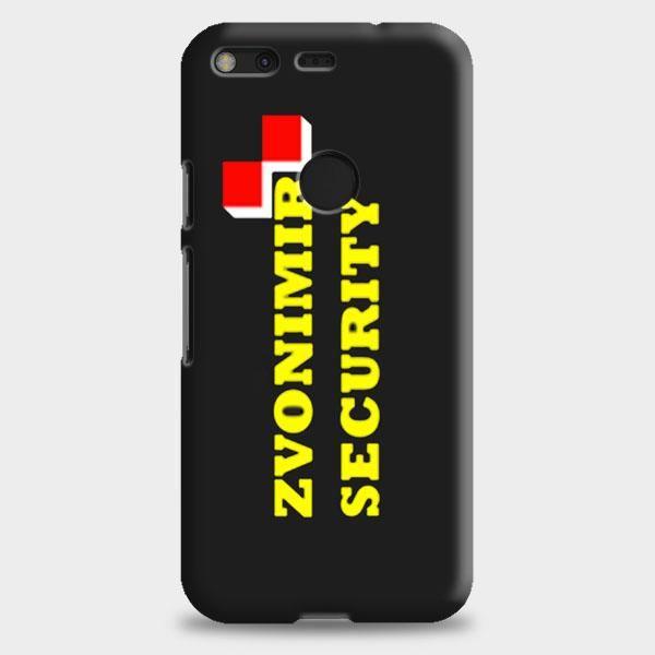 Zvonimir Security Mirko Crocop Team Pride Mma Google Pixel XL 2 Case | casescraft