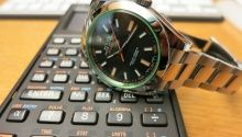 Full review & original photos of the customized Rolex Milgauss watch with gun-style hand-engraving by MadeWorn: price, background, specs, analysis.   Page 2 of 2