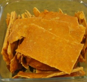 buffalo chicken jerky