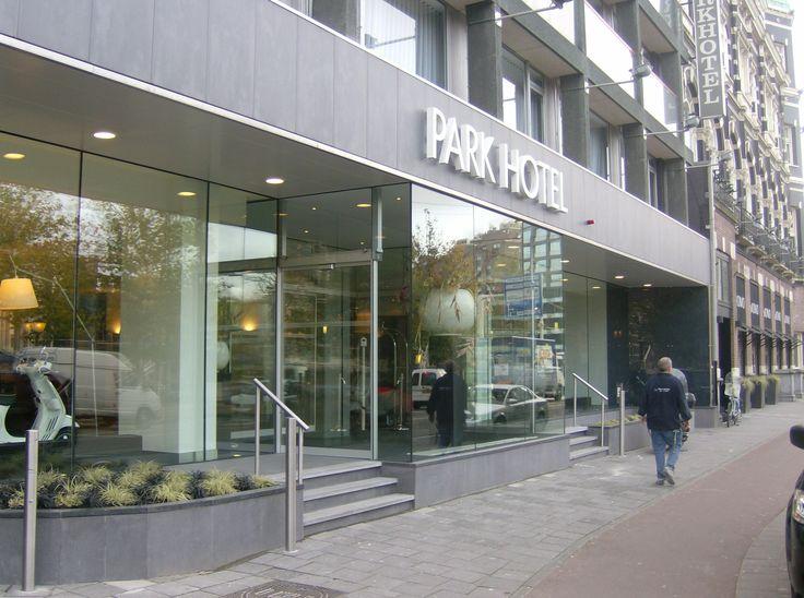 Park Hotel Amsterdam Exterior