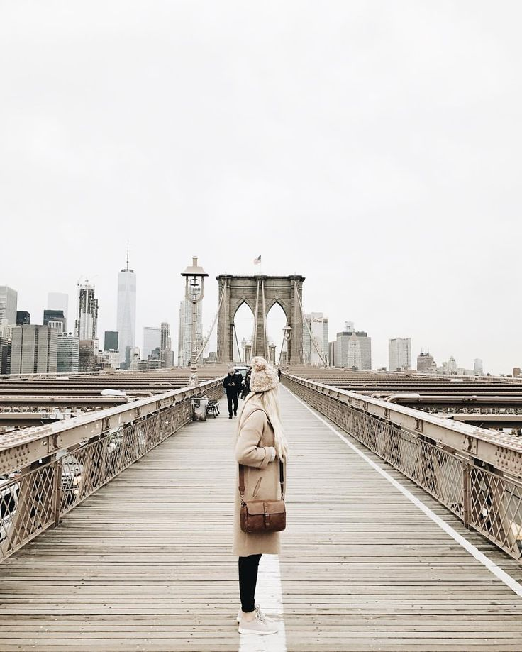 Brooklyn bridge, NYC @mandinelson_