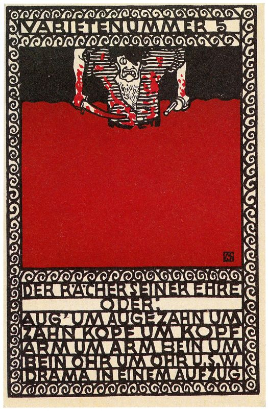 Twenty Postcards of the Wiener Werkstätte - 50 Watts: