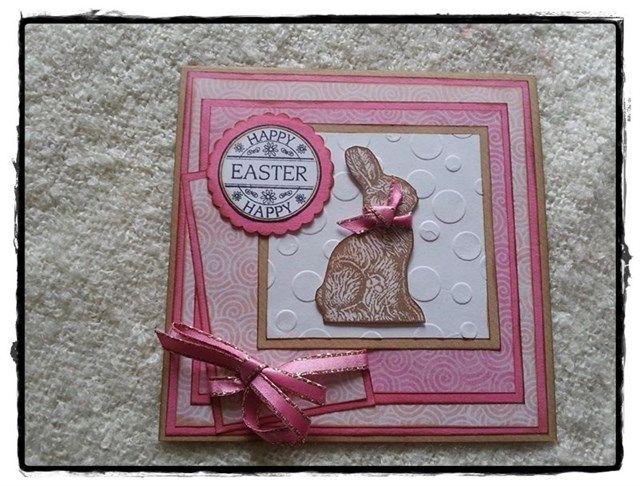 Bunny Easter Cards   docrafts.com