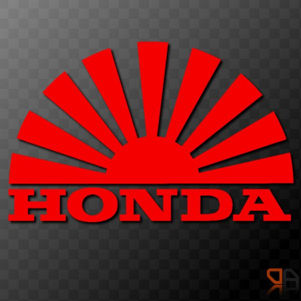 Honda JDM Stickers