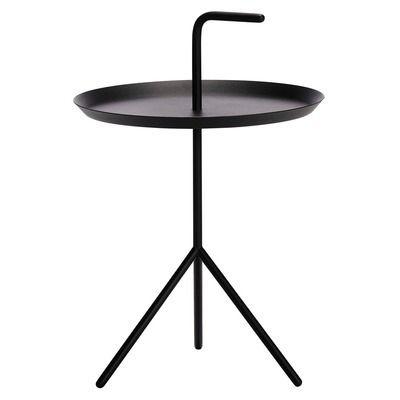 Bordet Don´t Leave Me Table er designet av Thomas Berntzen for Hay og kommer nå i nye spennende farger. Pulverlakkert stål.D:48,2 x H:49,5/65 cm. Hvit, Grå og Offwhite på lager til omgående levering !! OBS! De andre fargene er bestillingsvare. 3-4 ukers leveringstid.Kan hentes på showroomfraktfritt.