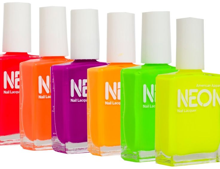 50 best Cool nail polish images on Pinterest | Neon nail polish ...