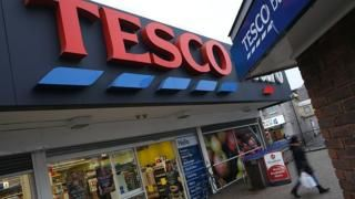 Tesco home deliveries hit by computer glitch