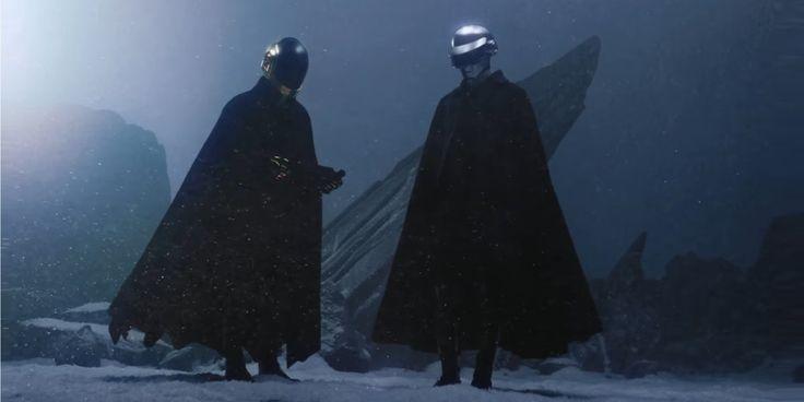 The Weeknd i Daft Punk w kosmicznym teledysku http://exumag.com/the-weeknd-daft-punk-teledysk/ #AbelTesfaye #FalseAlarm #GetLucky #IFeelItComing  #MichaelJackson