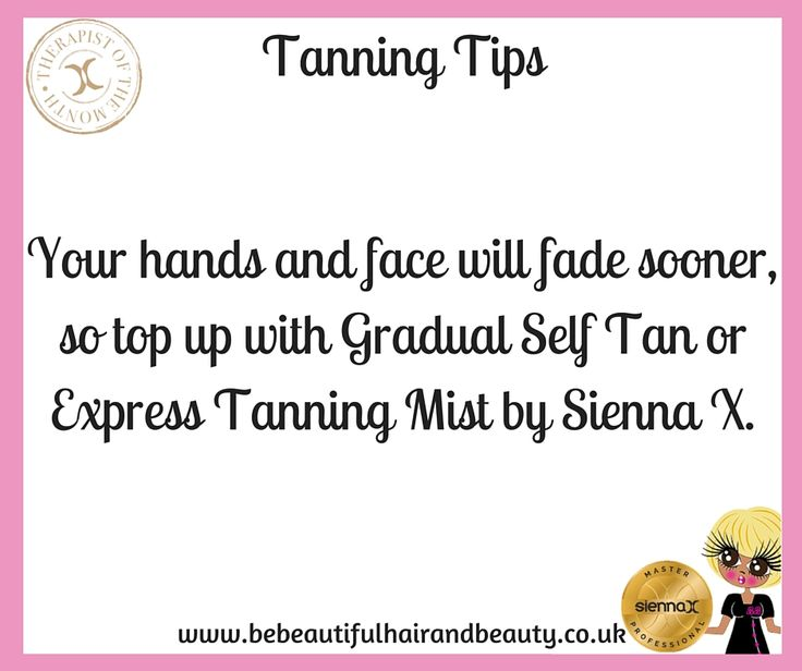 Summer Tanning Tip #13