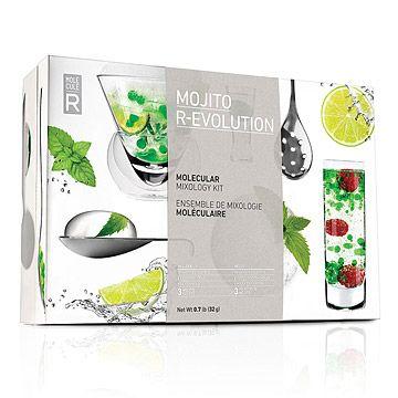 Molecular Mixology Kit  Mojito Set