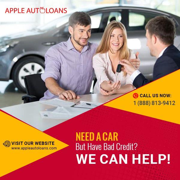 Bad Credit Auto Loans Car Loans Bad Credit Finance Loans