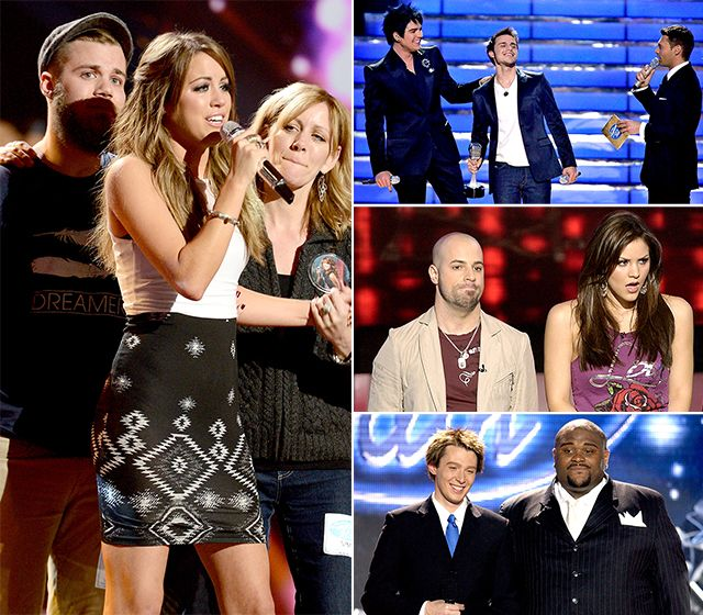 American Idol's Most Shocking Eliminations Ever!