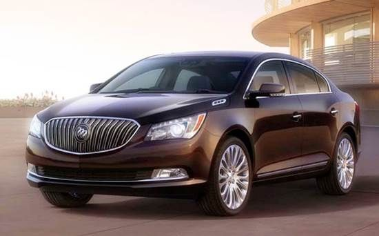 2016 Buick Lacrosse Price and Redesign