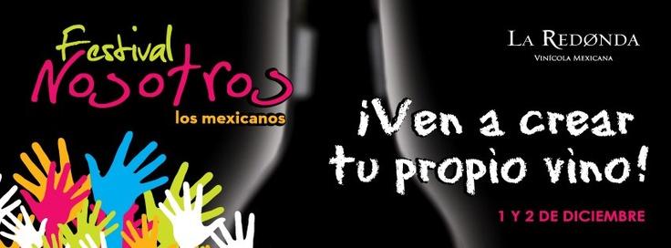Festival Nosotros los Mexicanos - La Redonda