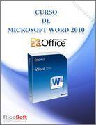 Ricosoft - Curso de Word 2010 - [PDF] [IPAD] [ESPAÑOL] [HQ]