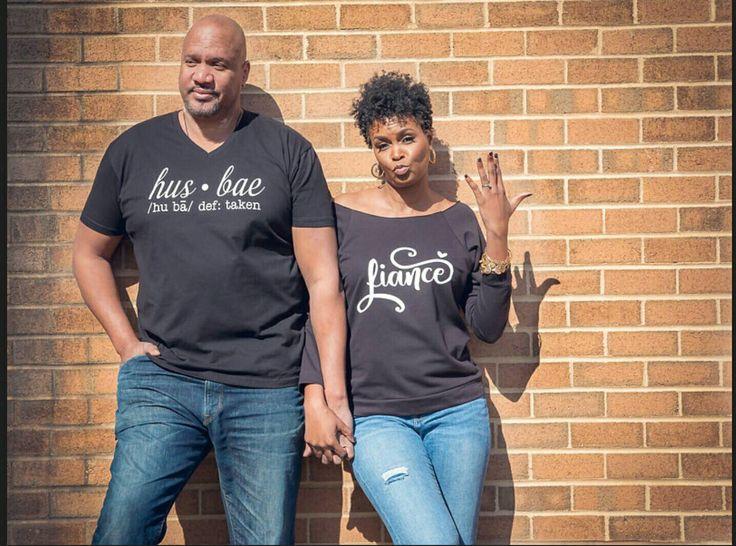 Fiance Shirt, Fiancé tshirt - Gifts for Fiance - Girlfriend Fiance Shirt- Hubby Wifey shirts- Fiance Gift - Future Mrs - Sweatshirt Women by FaithOverEverything1 on Etsy https://www.etsy.com/listing/501881954/fiance-shirt-fiance-tshirt-gifts-for