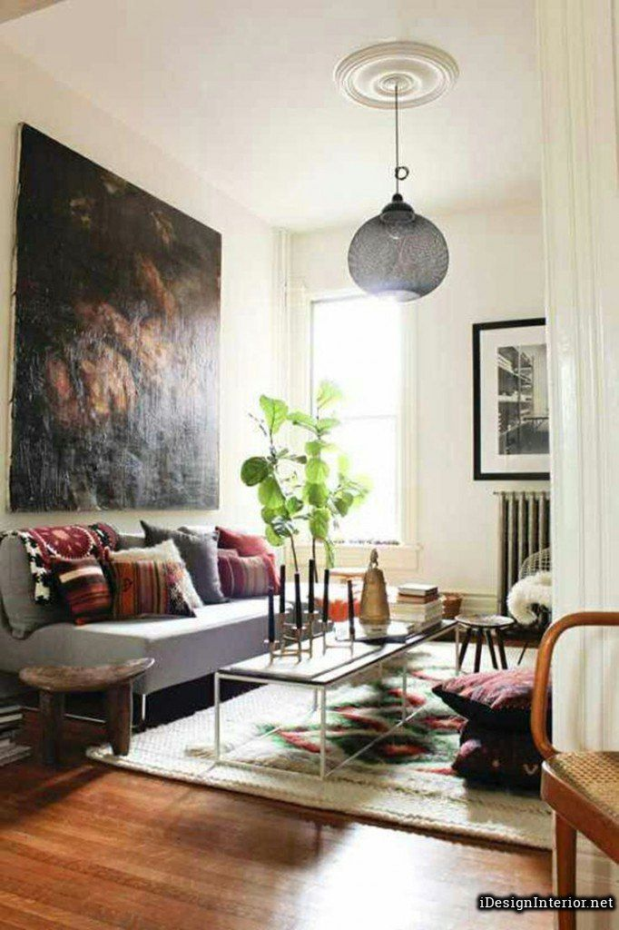 Bohemian Decor Ideas Are A Wonderful Way To Bring Color And Unique Style  Into Modern Living Room Design. Bohemian Interior Decorating Can Combine A  Few ...