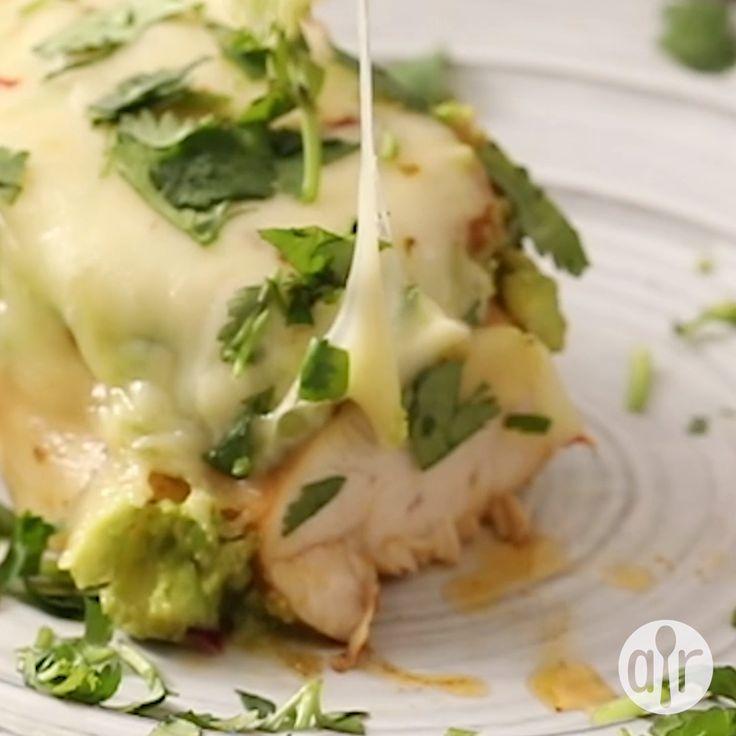 Guacamole Chicken Melt 1