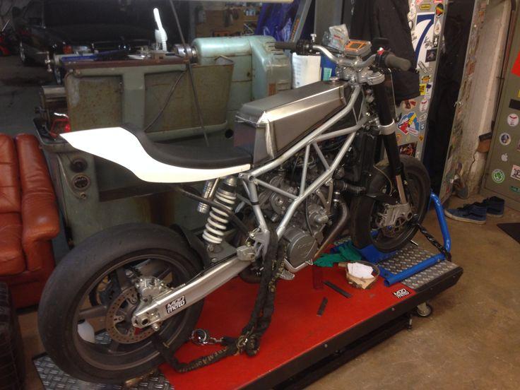MOD moto KTM Street tracker