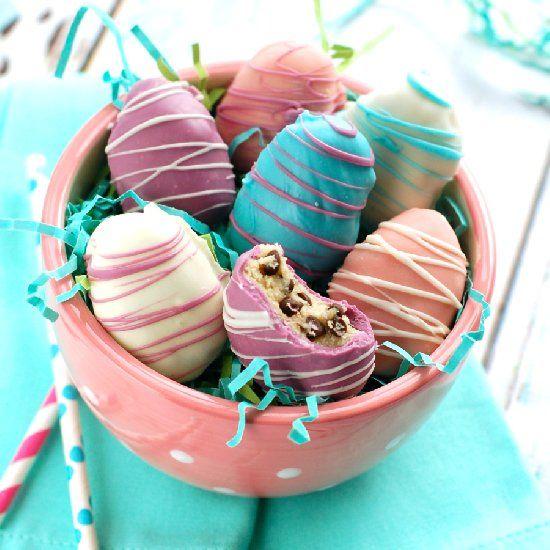 Easter, Easter Recipe, Egg Cookies