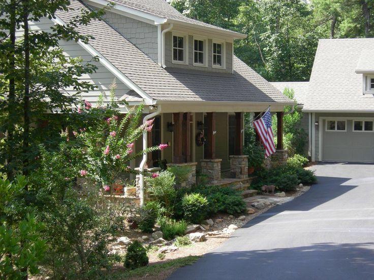 Detached Garage with Breezeway Plans | ... amp; Lodge House Plan ...