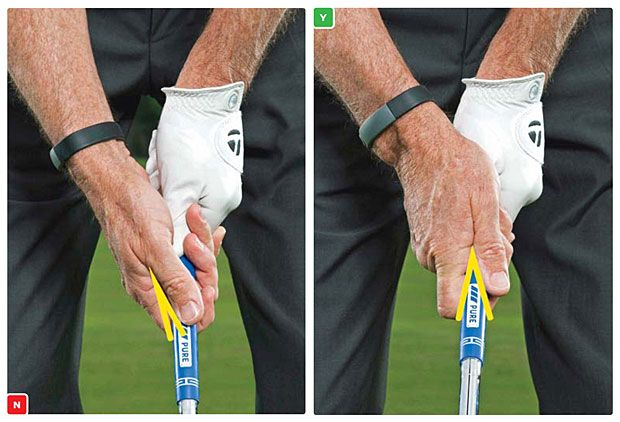Hank Haney grip fix | Stop Losing Shots to the Left | #golf