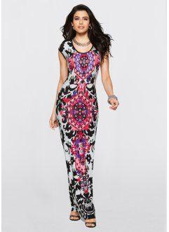 Shirtjurk, BODYFLIRT boutique, zwart/wit/rood