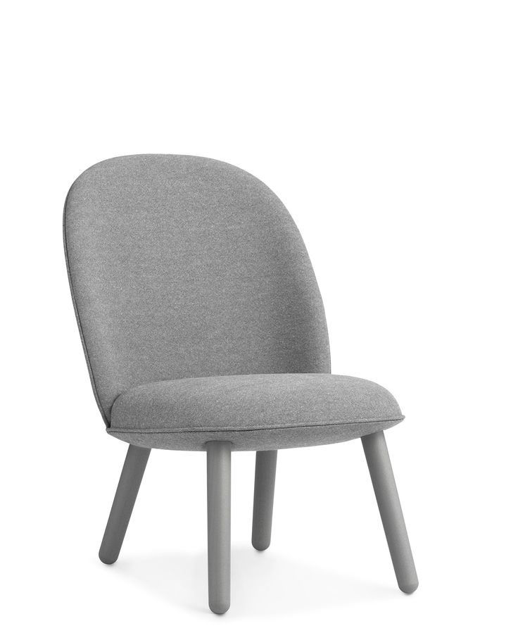Ace lounge chiar in the fabric Nist, developed exclusively by Normann Copenhagen