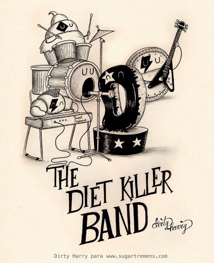 ¡Viva la música!, por Dirty Harry para www.sugartremens.com