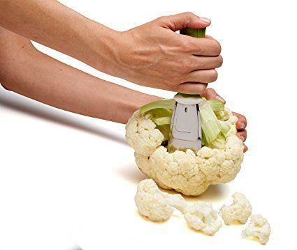 Amazon.com: Chef'n Stalk Chop Cauliflower Prep Tool: Kitchen & Dining