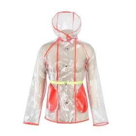 THE CLEAR RAINCOAT