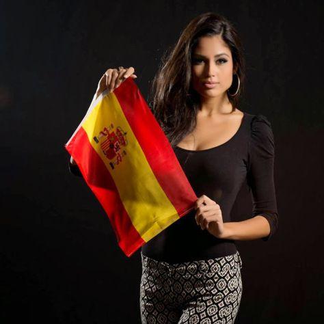 Caliente: Vice Miss Universo sai do armário!