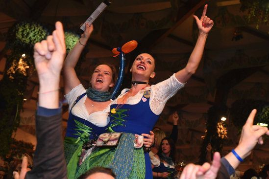 PHOTOS: Oktoberfest in Munich, Germany