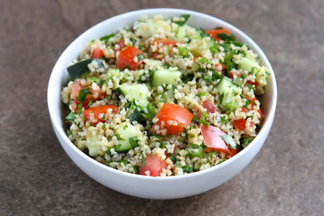 Tabbouleh Salad | Two Peas and Their Pod #recipe #vegan