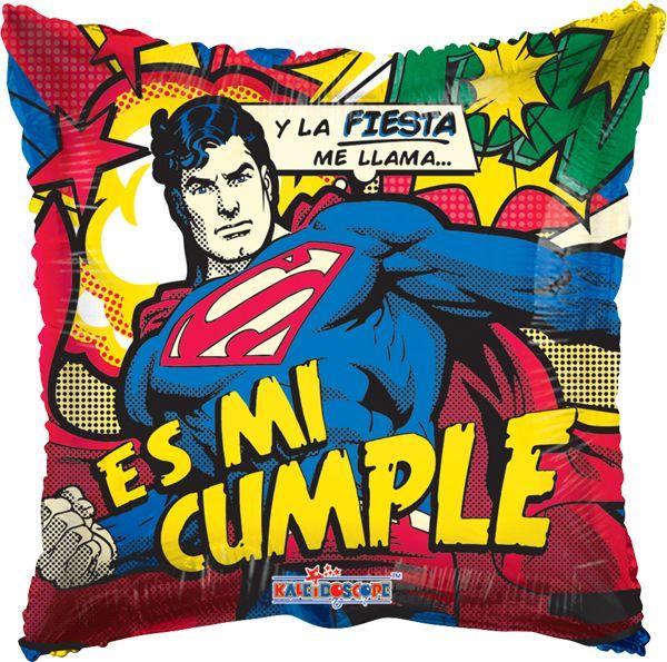 Superman Es Mi Cumple 18 Personajes Y Licencias