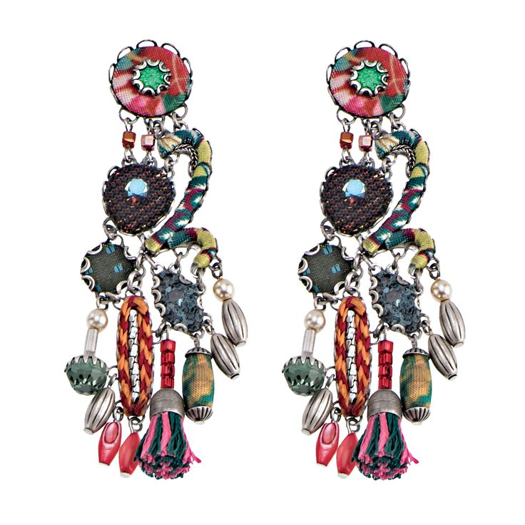 Multi Coast Cecilia Earrings | Ayala Bar Hip Collection – Winter 2015/16