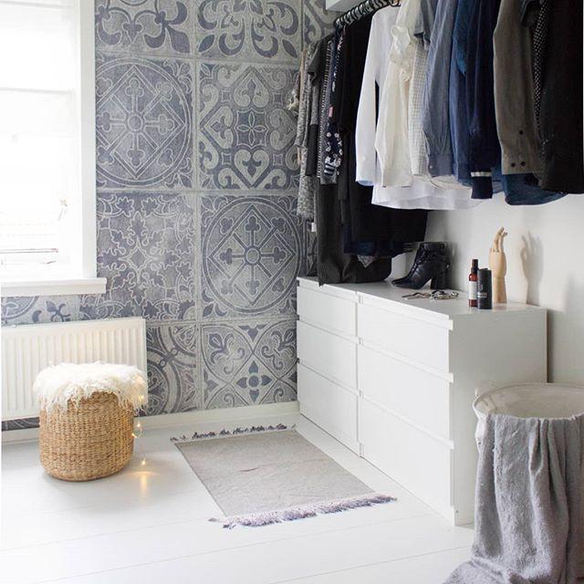 De MALM ladekast bij @juudithhome | IKEABijMijThuis IKEA IKEAnl IKEAnederland slaapkamer kamer woonkamer opberger opbergen wit garderobekast inspiratie wooninspiratie interieur wooninterieur
