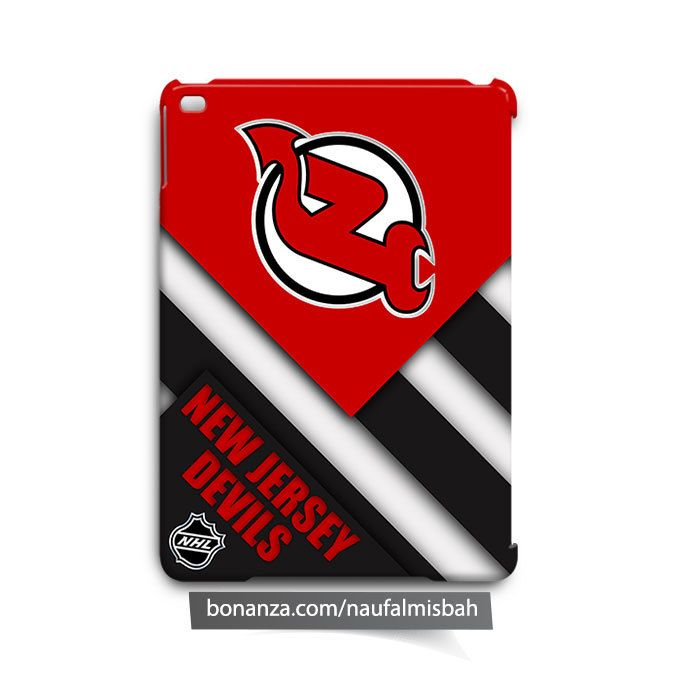 New Jersey Devils Cool iPad Air Mini 2 3 4 Case Cover